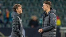 Waldschmidt & Koch: Benfica drückt aufs Tempo