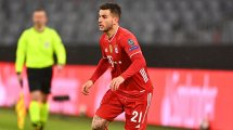 FC Bayern: Hernández unzufrieden mit Bankplatz