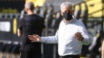 BVB: Favre gibt Personalupdate