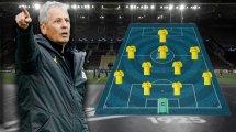CL gegen Zenit: Fünf Startelf-Duelle beim BVB