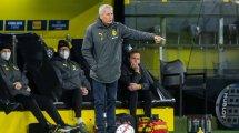 BVB - Brügge: Favre baut das Mittelfeld um