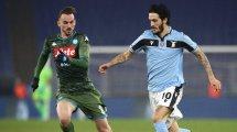 Bericht: Alberto-Zukunft bei Lazio ungewiss