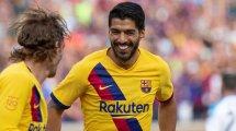 San Lorenzo will Suárez