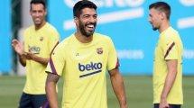 Suárez wechselt zu Atlético