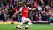 Arsenal macht vier Personalien fix