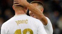 Jovic: Neue Chance dank Haaland