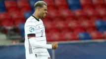 Bundesligisten an Nmecha dran