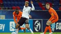 U21-EM: Deutschland erkämpft einen Punkt | Nmecha macht Lust auf mehr