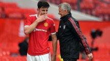 United: Maguire winkt Gehaltserhöhung