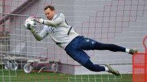 Bayern-Angebot: Mit Neuer über 2023 hinaus?