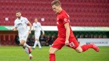 Leipzig gegen Bayern ohne Halstenberg