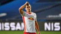 Sabitzer & Halstenberg gegen die Reds dabei
