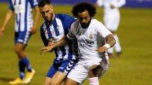 Marcelo fehlt Real verletzt