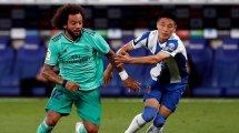 Medien: Italiener fragen bei Marcelo an