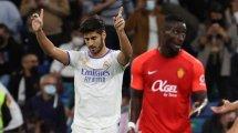 Arsenal bot 40 Millionen für Asensio