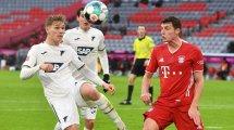 Hoffenheim verlängert mit Offensivtalent John