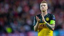 BVB: Reus zurück im Training