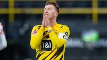 Reus verärgert Dortmund-Bosse