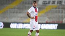 PSG: Verratti & Pereira fraglich für Bayern