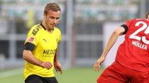 Götze-Rückkehr beim FC Bayern diskutiert