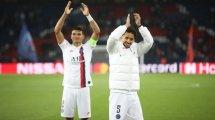 Thiago Silva von PSG-Abgang enttäuscht