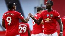 United: Pogba vor Unterschrift?