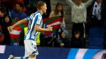 Real Sociedad zuversichtlich bei Ödegaard