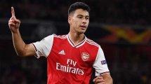Arsenal bindet Martinelli