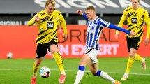 Hertha-Eigengewächs Dárdai verlängert langfristig