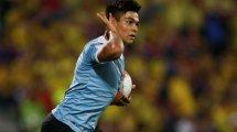 Atlético vor Arezo-Transfer