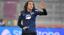 Hertha: Guendouzis Saison beendet