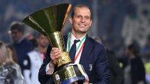 Italiener berichten: BVB kontaktierte Allegri