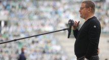 M'gladbach: Eberl über den Transfermarkt – keine Angst um Rose