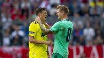 Kruse sagt Werder ab – macht die Hertha das Rennen?