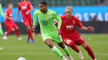 Wolfsburg kämpft um Lacroix & Baku