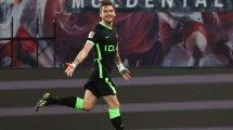 Wolfsburg optimistisch bei Philipp