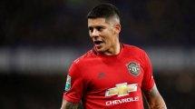 ManUnited: Rojo vor Argentinien-Rückkehr?