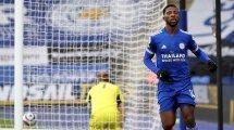 Iheanacho verlängert in Leicester