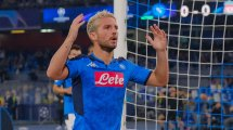 Ultimatum: Bleibt Mertens doch in Neapel?