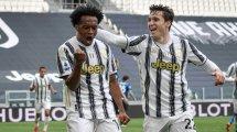 Juve will mit Cuadrado verlängern
