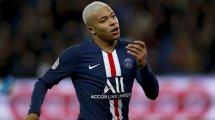 PSG - BVB: Mbappé fehlt im Training
