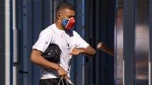 Mbappé bei PSG: Treueschwur mit Ablaufdatum