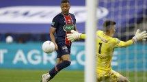 PSG: Machtwort bei Mbappé