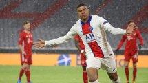 PSG drängt auf Mbappé-Verlängerung