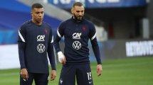 Vor DFB-Duell: Frankreich und das 2002-Syndrom
