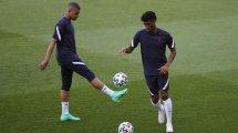 Mbappé wartet auf Signal aus Madrid