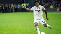 Juventus: Flieht Alex Sandro vor Marcelo?