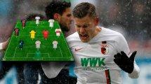 Die FT-Topelf des 20. Spieltags