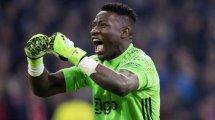Ajax: Onanas Zukunft wohl entschieden