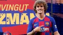 15 Millionen: Barça lenkt im Griezmann-Streit ein